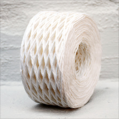 Paper Twine Off White 2 mm Wide
