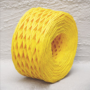Paper Twine 2 mm x 100 Metres Yellow