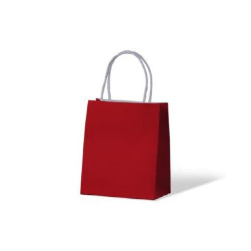 Red Baby Paper Carry Bags
