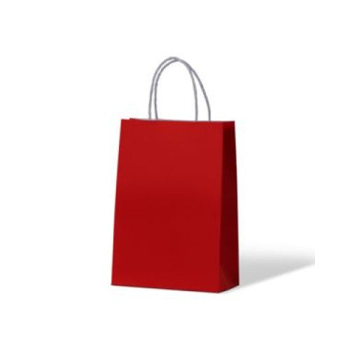 Red Junior Paper Carry Bags