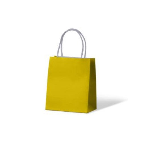 Yellow Baby Paper Carry Bags