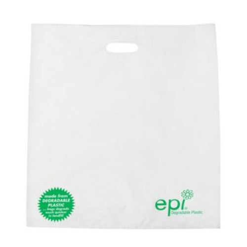 EPI Degradable Plastic Bags Extra Large