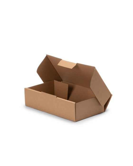 Brown Kraft Mailing Box Small 500 Grams