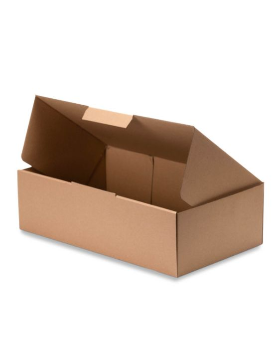 Brown Kraft Mailing Box Large