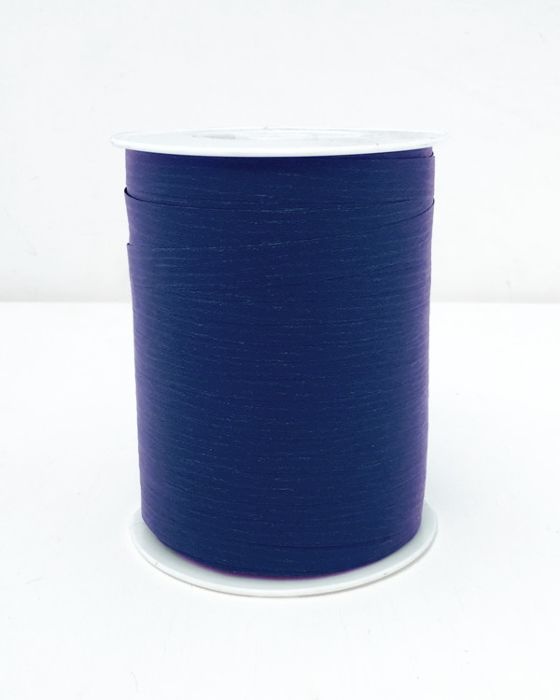 Matte Curling Ribbon Royal Blue 10 mm x 250 Metres
