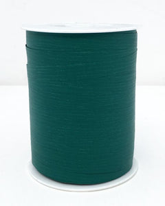 Matte Curling Ribbon 10 mm x 250 Metres Hunter Green