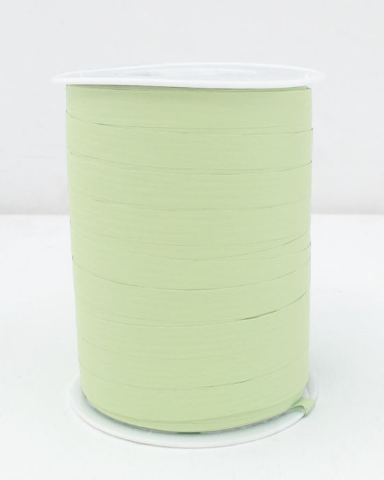 Matte Curling Ribbon 10 mm x 250 Metres Mint