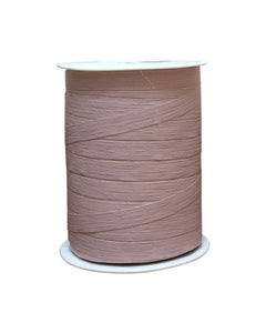 Matte Curling Ribbon 10 mm x 250 Metres Dusty Pink