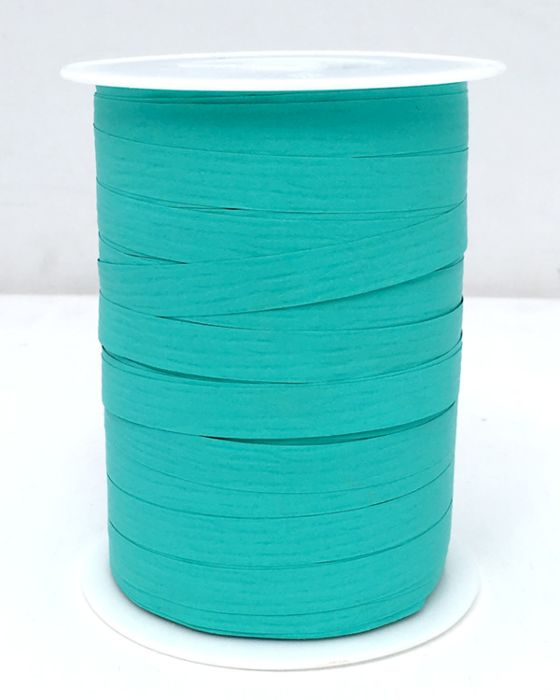 Matte Curling Ribbon 10 mm x 250 Metres Jade