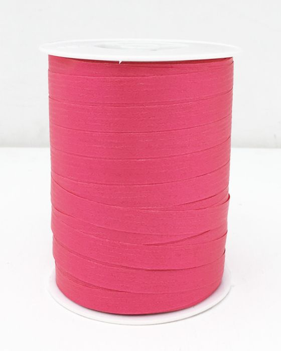Matte Curling Ribbon 10 mm x 250 Metres Cerise