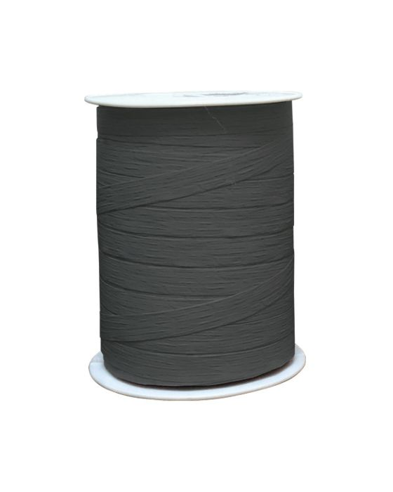 Matte Curling Ribbon 10 mm x 250 Metres Pewter