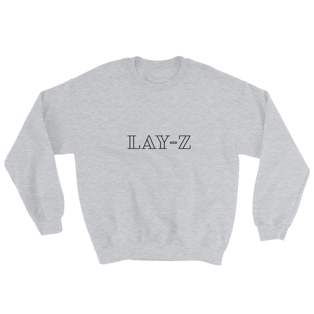 Lay-z Women's Sweatshirt Grey