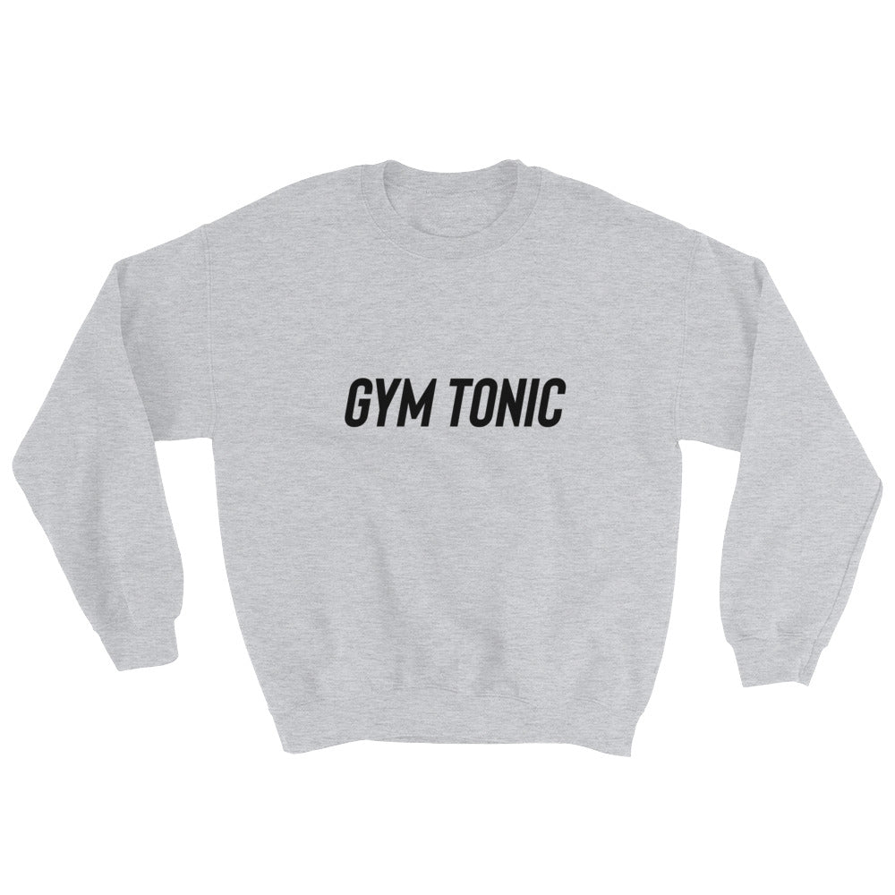 Gym Tonic Women's Sweatshirt Grey