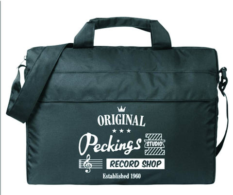Peckings Records Record Bag