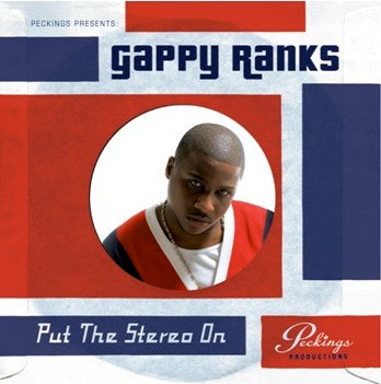 Gappy Ranks - Put The Stereo On CD