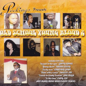 Peckings Presents Old Skool Young Blood Vol 2 CD