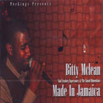 Bitty McLean - Made In Jamaica CD
