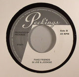 "Lady Lex / GI Joe & Jooksie - Conversation / Fake Friends 7"" Vinyl"