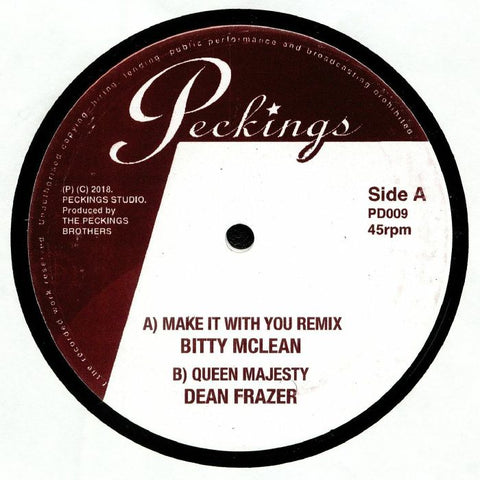 "Make It With You EP 12"" Vinyl"