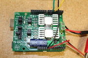 Photo of MegaMoto Plus H-bridge for Arduino Model: LC-80 by Progressive Automations