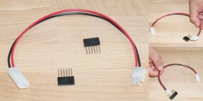 How to Add Molex Connectors