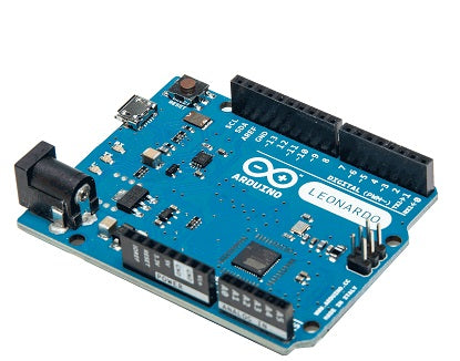 Photo of Arduino Leonardo with Headers Model: LC-057 by Progressive Automations