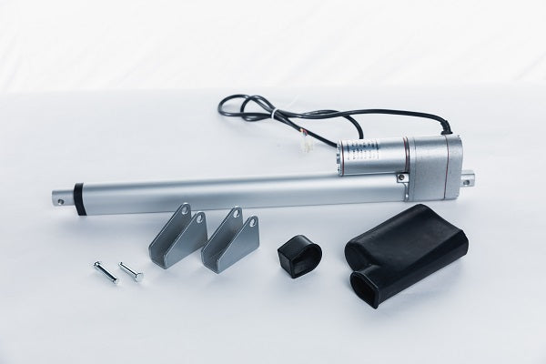 Extras component to a linear actuator
