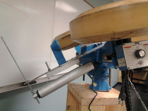 Photo of Automated Football Throwing Machine