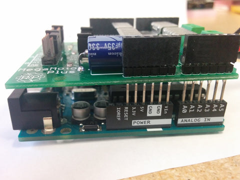 Photo of microcontrollers by Progressive Automations