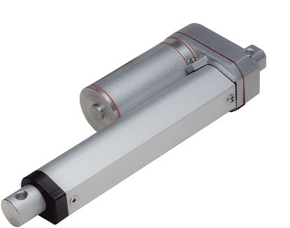Photo of a linear actuator by Progressive Automations