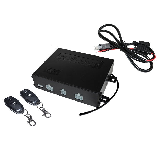 12 VDC Synchronized Dual Hall Effect Actuator Control  Wireless Remotes