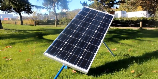 solar tracker project
