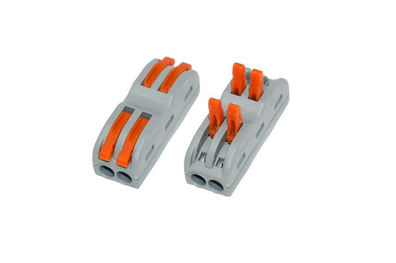 Reusable Splicing Wire Connectors - 2/3/4/5 Way