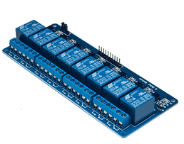 8 Channel Relay Module