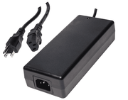 Power Adapter - 110-240 VAC - 12 VDC - 10A