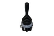 Joystick - Two Direction - Momentary - Bat Top - 10A