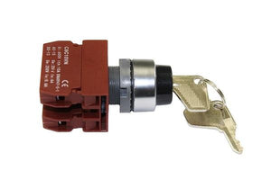 Key Switch - Momentary/Non-Momentary - 10A