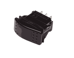 Rocker Switch - Momentary - 20A - IP68