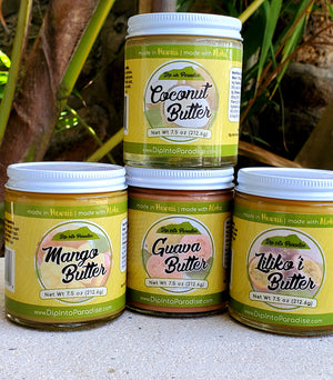 Dip Into Paradise Fruit Butters 7.5oz