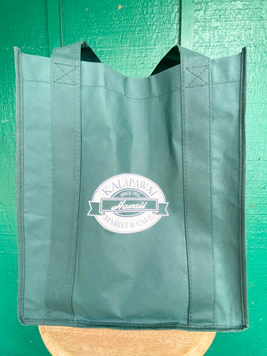 Green Reusable Kalapawai Tote Bag