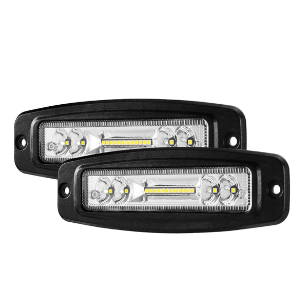 LIGHTFOX Flush Mount Led Light Bar 1 Lux @ 180M IP68 Rating 9000 - Sunyee