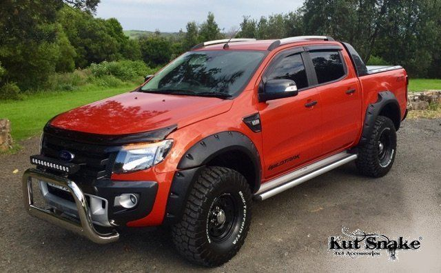 Kut Snake Flares for Ford Ranger PX 2012-2018 - Monster - Sunyee