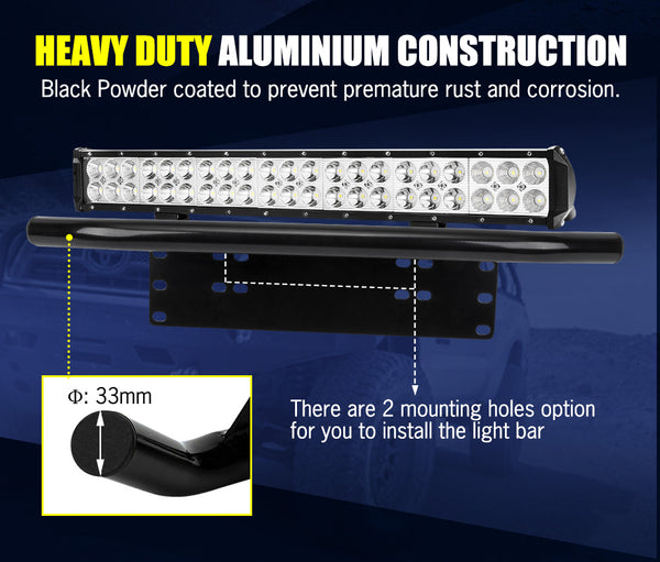 LIGHTFOX 20inch Led Light Bar 1 Lux @ 520M IP68 49800 Lumens - Sunyee