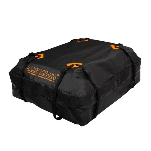 Waterproof Car Roof Top Rack Carrier Cargo Bag Luggage Storage Cube