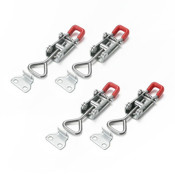 4Pcs Over Centre Latch Small Trailer Toggle Overcentre Latch Fastener - Sunyee