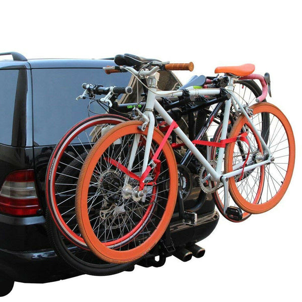 4 Bicycle Carrier Bike Car Rear Rack 2