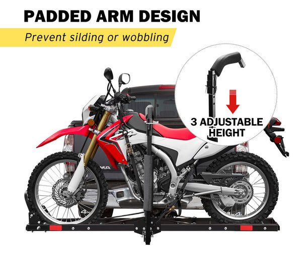 SANHIMA Motorcycle Motorbike Carrier Rack 2