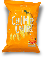Load image into Gallery viewer, Chimp Chips tom yum flavor