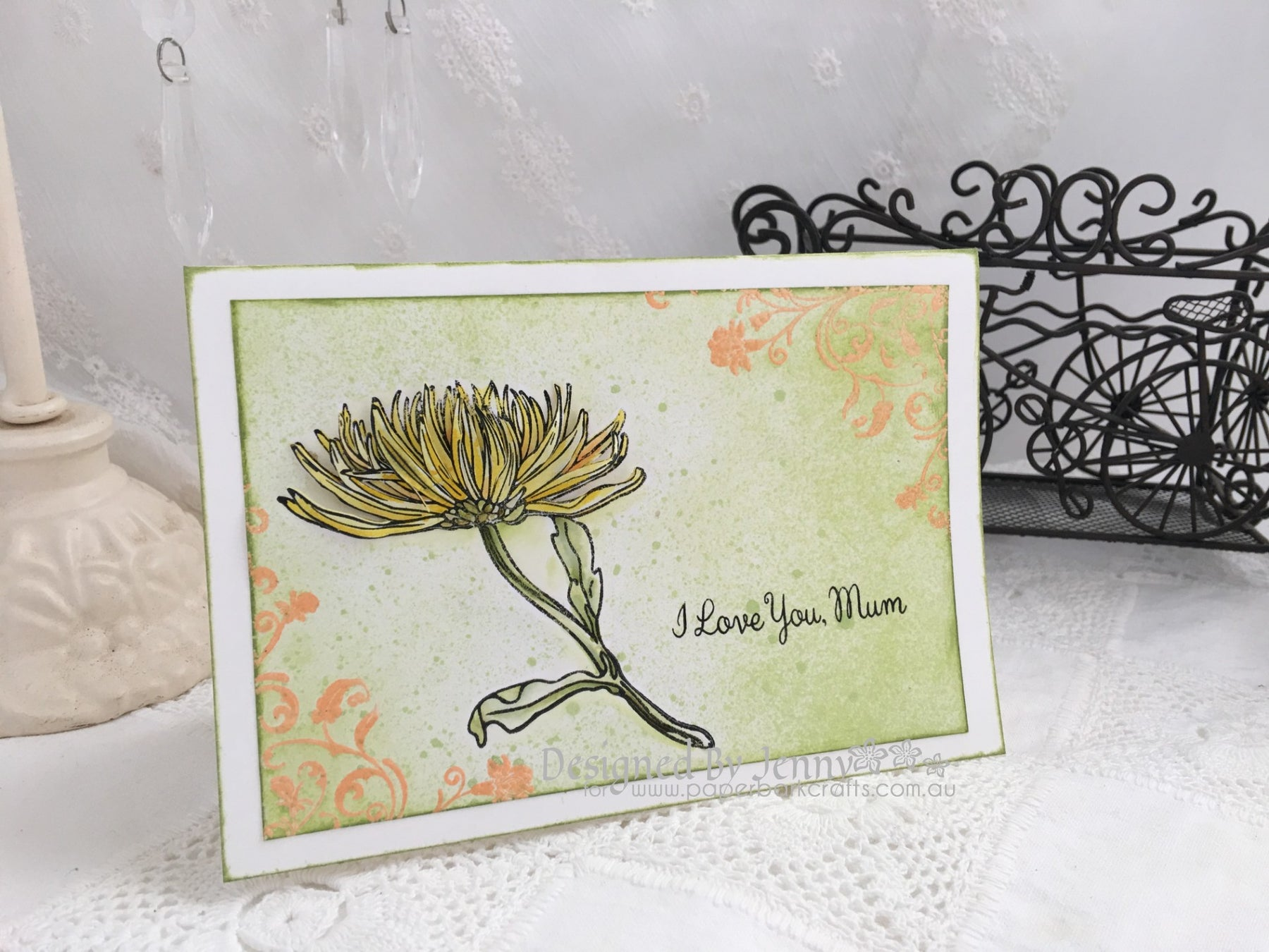 Create A Mother's Day Card