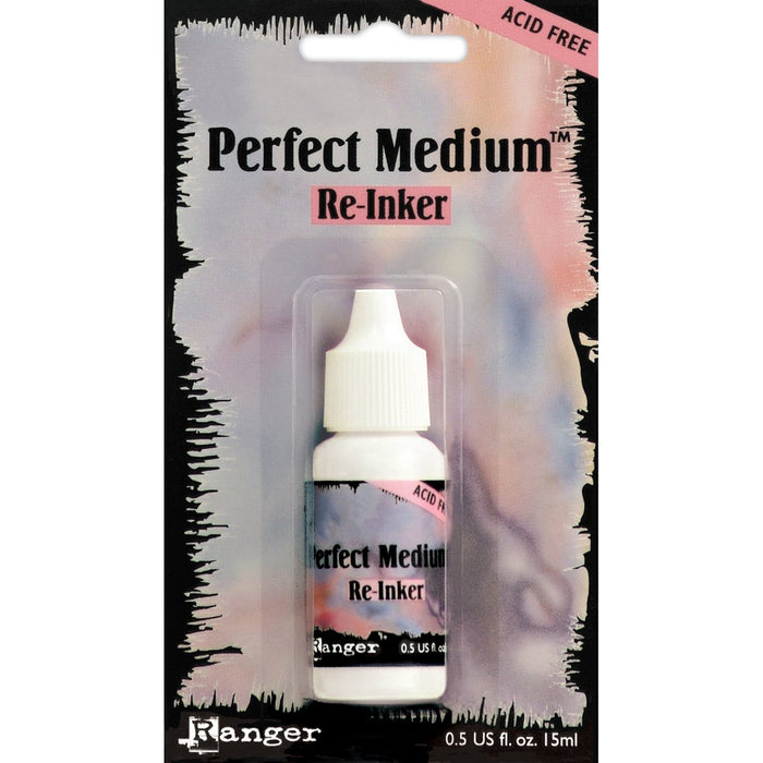 Perfect Medium Re-Inker Clear 15ml